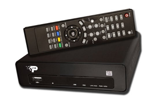 How to install custom firmware (MedeBO) on Patriot Box Office?