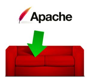 CouchPotato Apache Reverse Proxy
