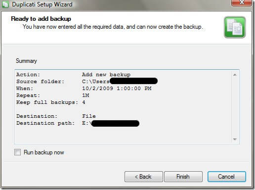 Backup Overview