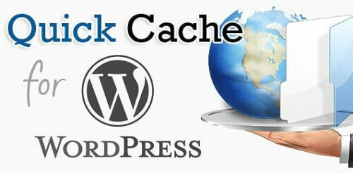 Quick Cache - WordPress
