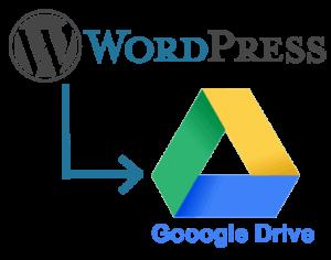 Automatic WordPress backup to Google Drive