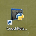 CouchPotato Shortcut