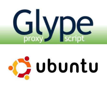 glype on ubuntu ft