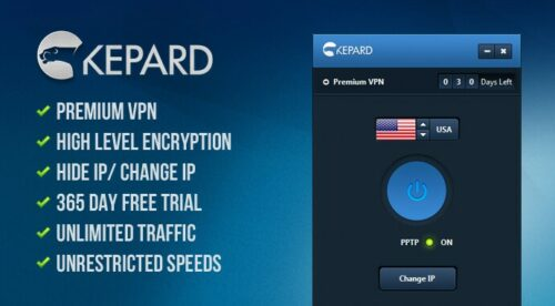 Kepard VPN Protection