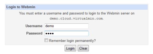 Install Webmin on Ubuntu