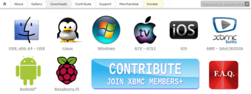 Install XBMC on Windows