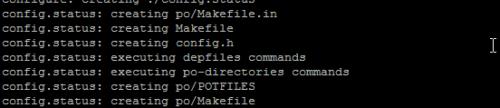 MiniDLNA Configure Status