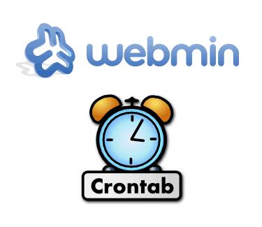 Webmin Cron Job Ft - Smarthomebeginner