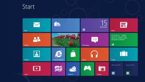 Redesign Windows 8