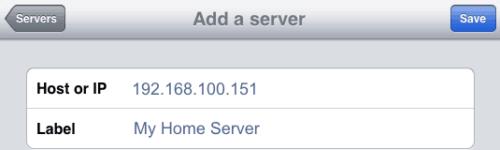Server Details for Qouch