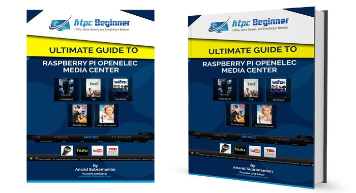 Rpi Oe Ebook Covers - Smarthomebeginner