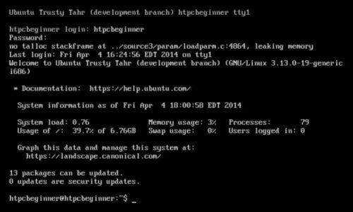 Install GUI on Ubuntu Server