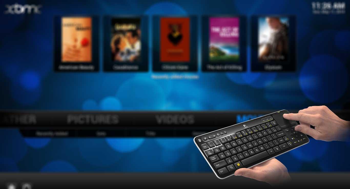XBMC Keyboard Shortcuts