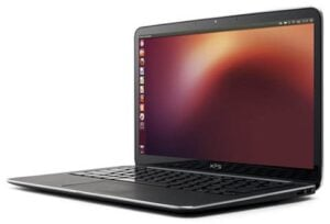 One of Dell's Ubuntu Pre Installed Laptops Image