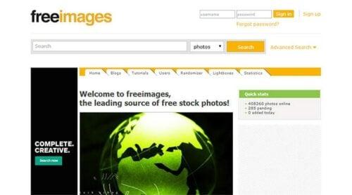 Free Images .com Website