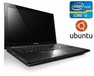 Lenovo Ubuntu Laptop Image