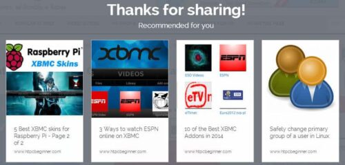 AddThis Pro Content Recommendation