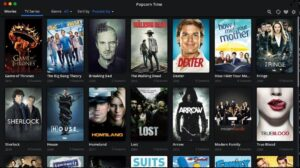 Bittorrent Streaming with Popcorn Time
