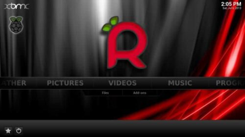 Raspbmc July Update
