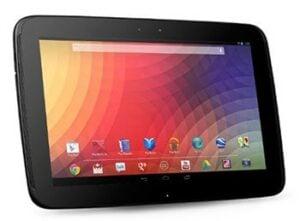 Nexus Tablet Image
