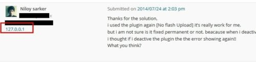 Varnish WordPress Comments IP Address Problem
