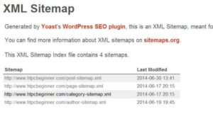[Solved] WordPress Yoast SEO sitemap blank on Nginx