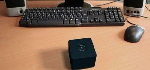Vero Media Player in Black