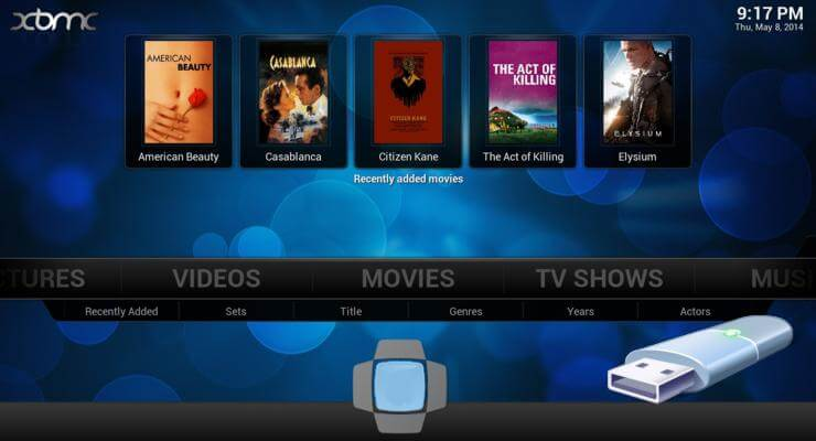 how to install openelec on usb stick for raspberry pi. Black Bedroom Furniture Sets. Home Design Ideas