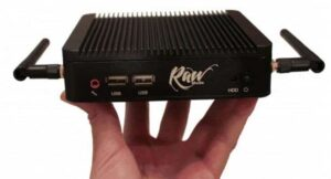 Raw Mini HTPC
