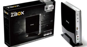 Zotac ZBOX-BI320-U Review Mini PC