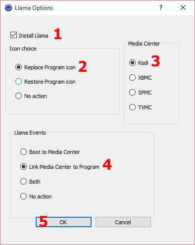 Create Kodi Shortcut on Amazon Fire TV