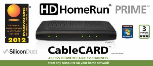 SiliconDust HDHomeRun Prime TV Tuner