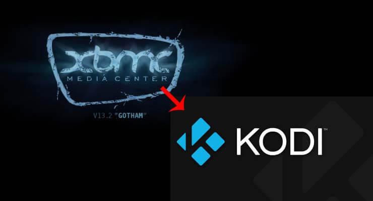 upgrade xbmc to kodi ft