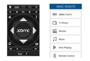 HTPC-NAS Combo remote control app