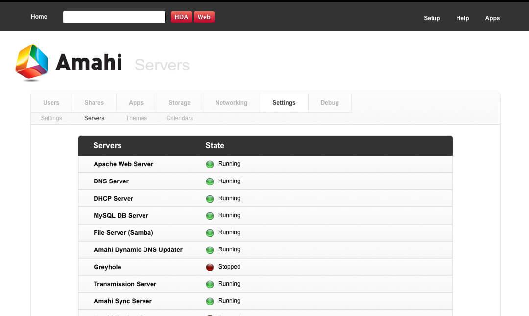 Amahi Home Server: an easy to use Home Server solution?