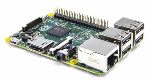 The All New Raspberry Pi 2 - Quad Core CPU and 1 GB RAM for $35