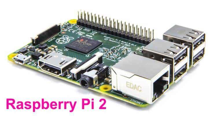 Raspberry Pi II