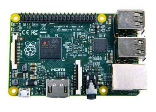 Raspberry Pi II Model B