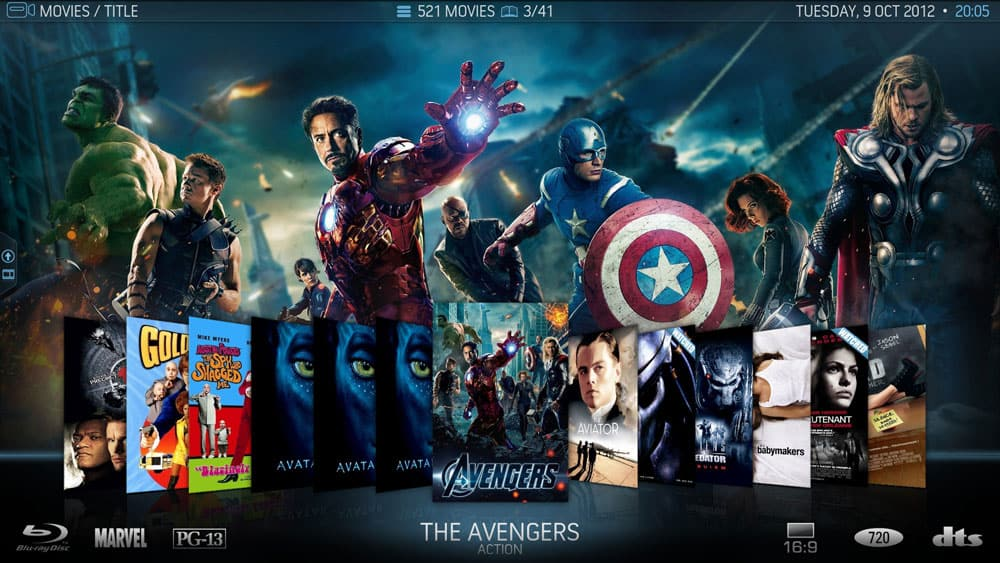 Xbmc aeon nox skin download