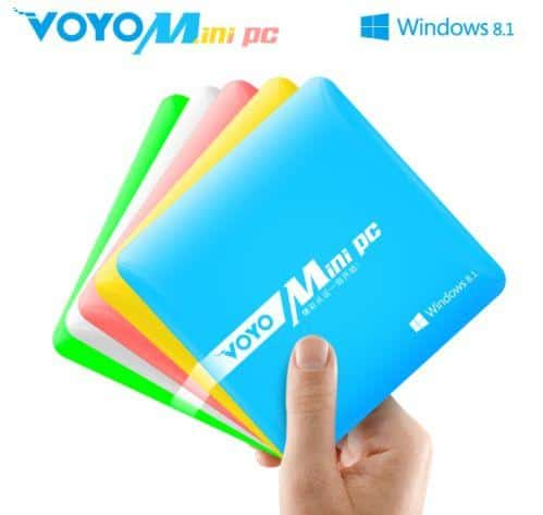 Voyo Mini PC could be a Compact HPTC