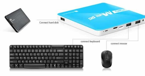 Voyo Mini PC - Mini Kodi Box