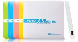 VOYO mini PC could be a compact and silent media PC
