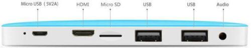 Voyo Mini PC - Ports