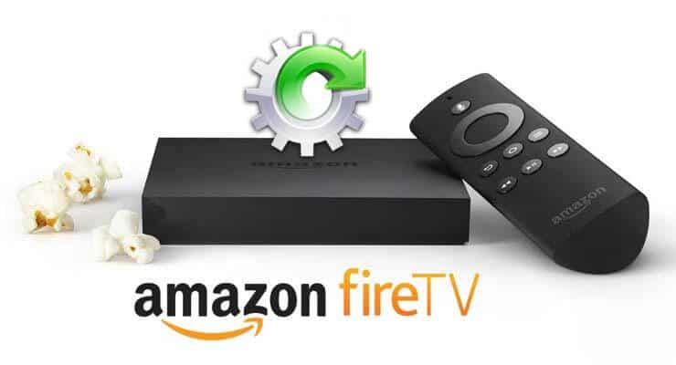 Stop Amazon Fire TV from auto updating
