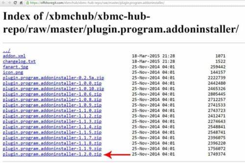 Download Addon Installer for Kodi