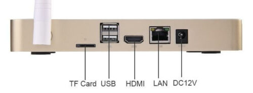 Compact HTPC Back