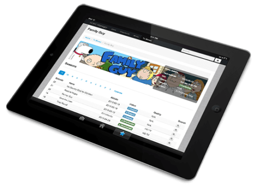 HTPC Manager tablets