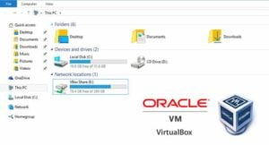 Setup VirtualBox shared folders on Windows or Linux hosts