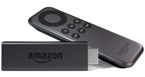 Fire TV Stick review remote