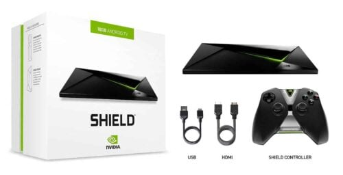 NVIDIA SHIELD TV contents